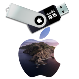 macOS 10.15 Catalina USB Installer Disk