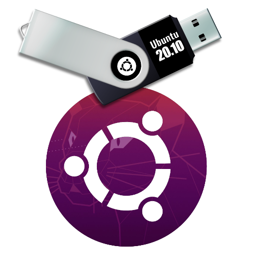 Ubuntu Desktop USB Installer Disk